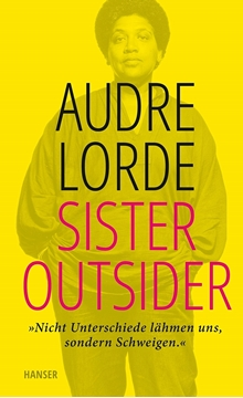 Image de Lorde, Audre: Sister Outsider (eBook)