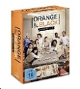 Orange is the New Black - Staffel 1-4 (DVD)