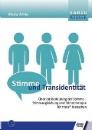 Wilde, Maria: Stimme und Transidentität