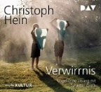Hein, Christoph: Verwirrnis (CD)