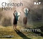 Hein, Christoph: Verwirrnis (CD)