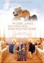 Drei Jungs, Ein Mädchen, Zwei Hochzeiten (DVD)