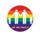 Button - We are familiy