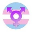 Button - Transgender