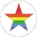 Button - Star