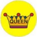 Button - Queen