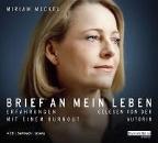 Meckel, Miriam: Brief an mein Leben