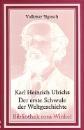 Sigusch, Volkmar: Karl Heinrich Ulrichs