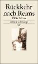 Eribon, Didier: Rückkehr nach Reims