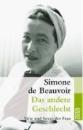 Beauvoir, Simone de: Das andere Geschlecht