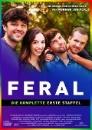 FERAL - Die komplette erste Staffel (DVD)