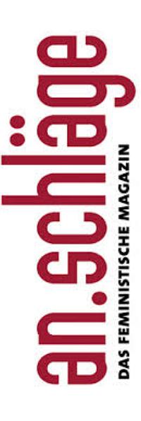 an.schläge - Das feministische Magazin
