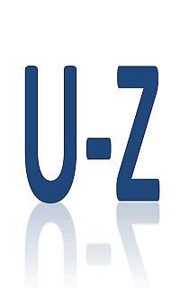Author U-Z